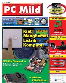 PC mild,majalah PC,ebook,majalah elektronik