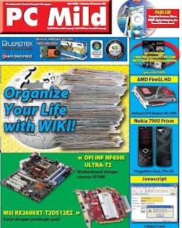 majalah komputer,ebook,majalah komputer,ebook komputer,PC mild