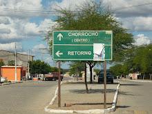 Entrada de Chorrochó
