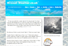 Isle of Wight Weather Centre Home