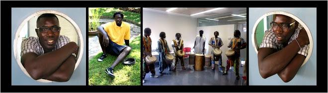 Salion Diatta, Artista Multidiciplinario (Senegal)
