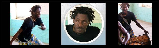 Sader Samb, Artista - Periodista - Poeta (Senegal)