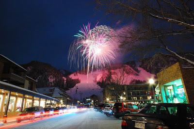 Aspen Colorado Fireworks