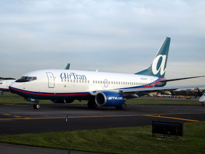 AirTran Airways Boeing 737 N344AT