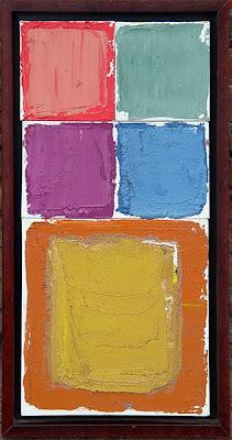 Majid Kahhak Abstract Painting