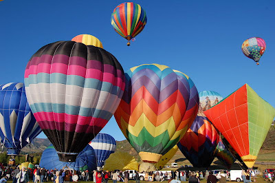 Hot Air Balloons In Snowmass Colorado id=