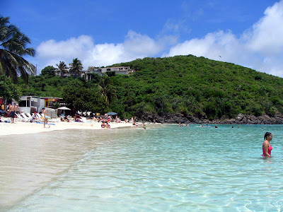 St. Thomas Coki Beach