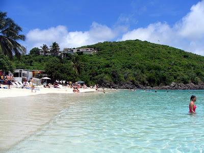 St. Thomas Coki Beach