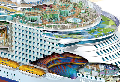 Inside Oasis Of The Seas