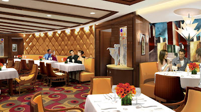 Chops Grille On Oasis Of The Seas