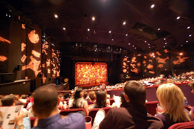 Lion King Theater At Mandalay Bay