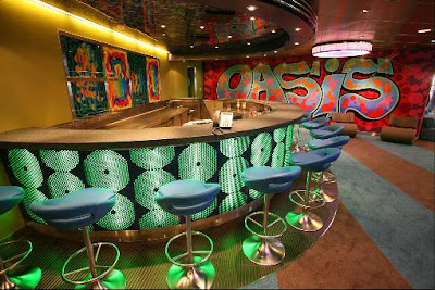 Oasis of the Seas Teen Lounge