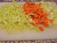 Pilaf de orez cu legume reteta