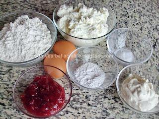 Papanasi Ingrediente reteta