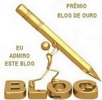 Prêmio Blog de Ouro - 2010