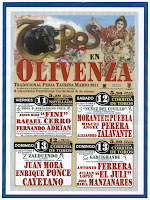 FERIA OLIVENZA 2011