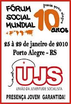 UJS Santa Catarina rumo ao FSM