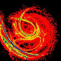 groovyで生成したフラクタルフレーム画像