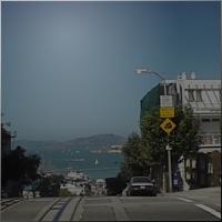 ImageMagickで光のあたったプレートに加工した画像