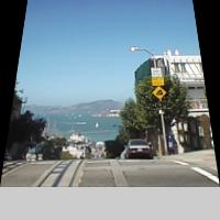 ProcessingとJava Image Filters(pixels)を使用して台形変形した画像