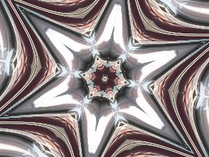 ProcessingとJava Image Filters(pixels)を使用して作成した万華鏡のような画像