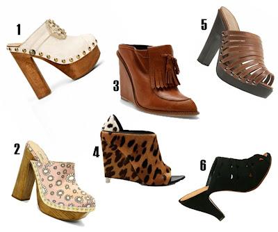 Zuecos Dagas Shoes
