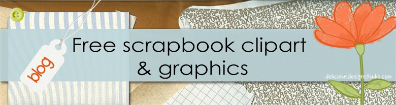 Free Scrapbook Clip Art and Graphics
