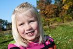 Elisabeth, age 8