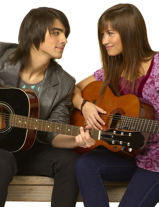 camp rock filme demi e joe