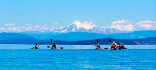 San Juan Islands - Photo courtesy of the Outdoor Adventure Center