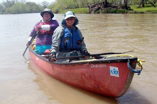 Paddling Heros: Pat &amp; Susan