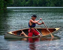 The Art of Freestyle Canoeing