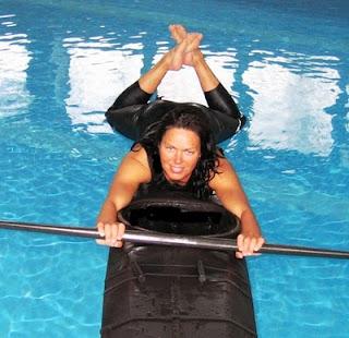 Expedition Kayaker Freya Hoffmeister