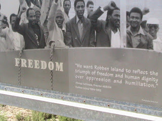 Robben Island   Walking Through History