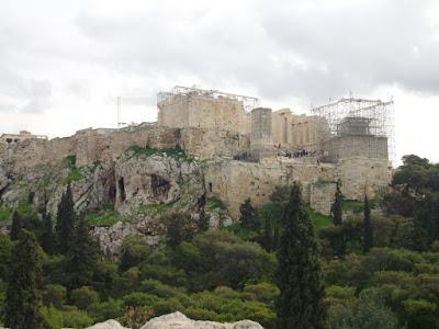 First Shots of Greece