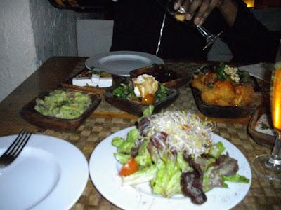 Want Good Eats in Barcelona??