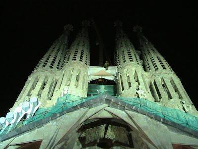Barcelona: Ciudad de Gaudi