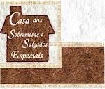 CASA DAS SOBREMESAS E SALGADOS ESPECIAIS - Em Brasília!