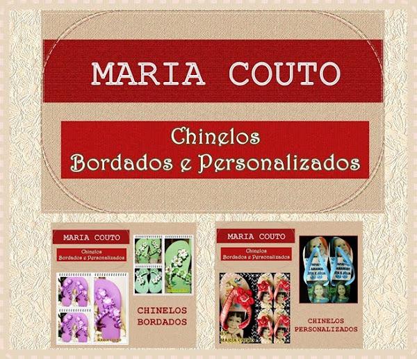 """""""MARIA COUTO - CHINELOS BORDADOS E PERSONALIZADOS"""""""