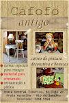 CAFOFO ANTIGO: DECORAÇÃO, ARTESANATO, CURSOS.