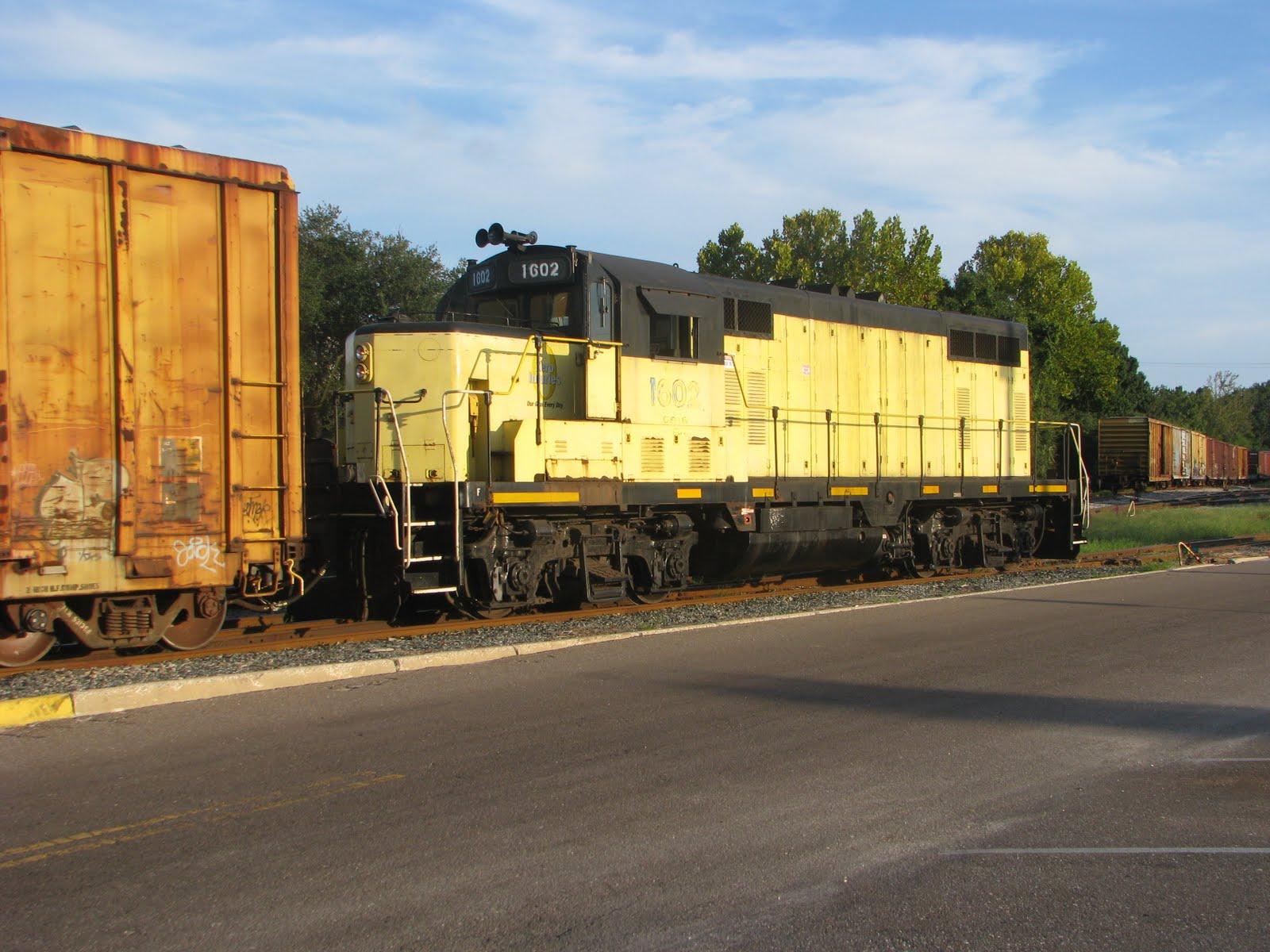 First Coast Railroad Fernandina Beach Florida