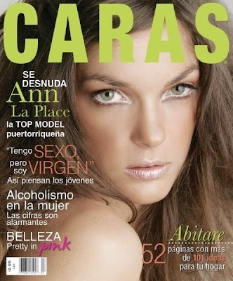 cover caras ann la place