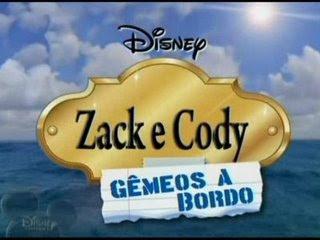 gemeos Série   Zack e Cody   Gêmeos a Bordo [1ª Temporada] [Dublada]