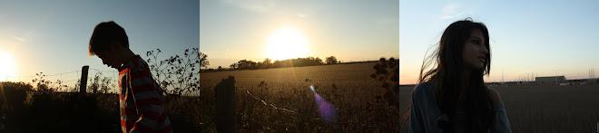 October Evening in Milton