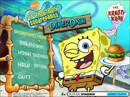 Spongebob SquarePants Games