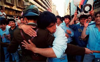 Fin de la dictadura militar en Chile (05/10/1988)