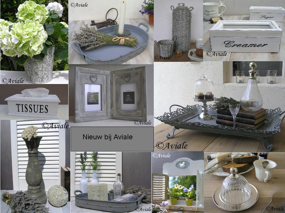 Aviale landelijke woonaccessoires online nieuwe layout - Decoratie afbeelding ...