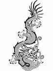 Dragon (Yang, 1st Trine, Fixed Element Wood).