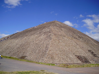 Pyramid of the Sun