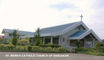 GEREJA KATOLIK ST. MARK BATU 12 SANDAKAN